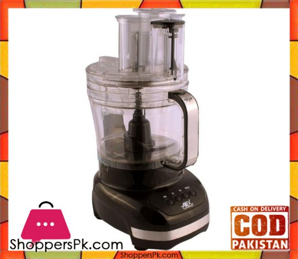 Anex AG-3059 - Big Chopper with Dual Bowl - 500 Watts - Black - Karachi Only