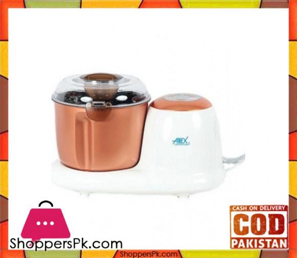 Anex Dough Kneader - Orange & White - Karachi Only