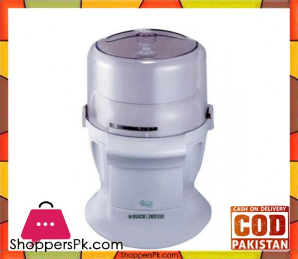 Black & Decker FX350 - Chopper - White - Karachi Only