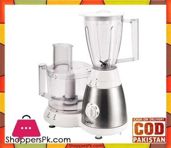 Boss K.E-FP-205 - Food Processor - Golden - Karachi Only