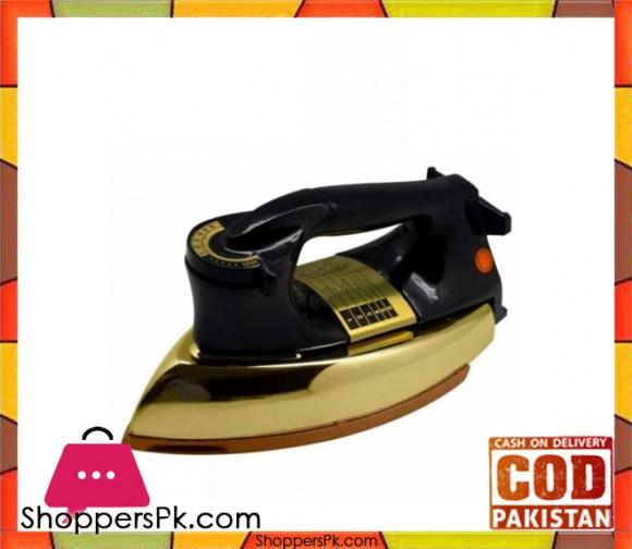 Cambridge Appliance DI 3286G - Dry Iron - Black - Karachi Only
