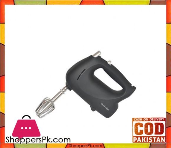 Cambridge Appliance Hm0306 - Hand Mixer - 200W - Black (Brand Warranty) - Karachi Only