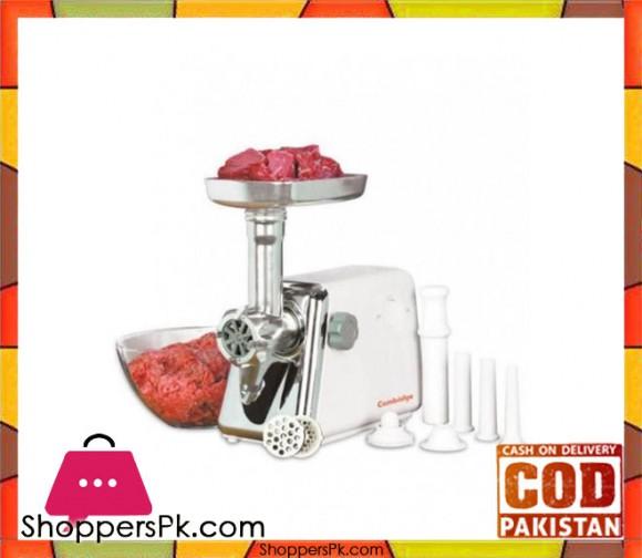 Cambridge Appliance MG 276MK2 - Meat Grinder - White - Karachi Only