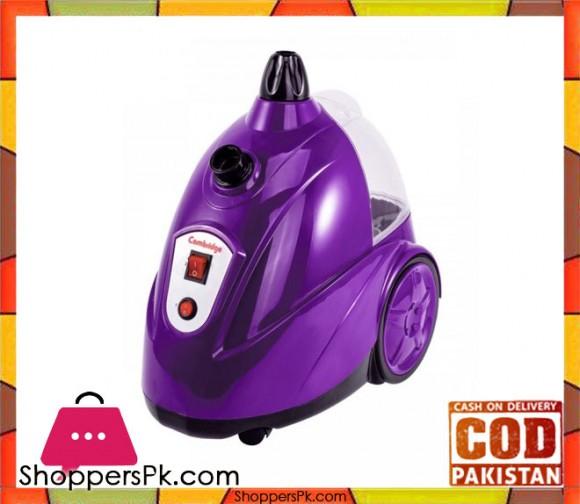 Cambridge Appliance Garment Steamer GS03 - Purple - Karachi Only