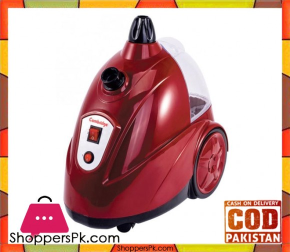 Cambridge Appliance GS 03 - Garment Steamer - Red - Karachi Only