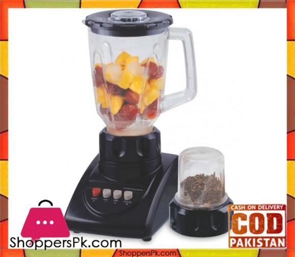 Cambridge Appliance BL-2146 - Blender with Mill - Black - Karachi Only