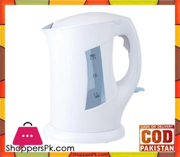 Cambridge Appliance Electric Kettle - JK 922 - White - Karachi Only