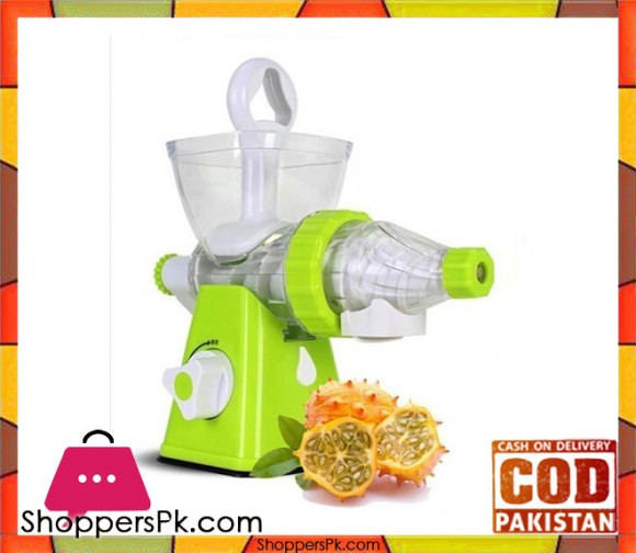 DD DD Multi Function Juicer - Green - Karachi Only