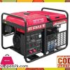 Elemax Petrol Generator 10 KW - SH11000 - Red - Karachi Only