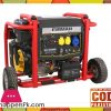 Firman  Petrol Generator 7.2 kW - ECO8990E - Eco Line - Black & Red - Karachi Only
