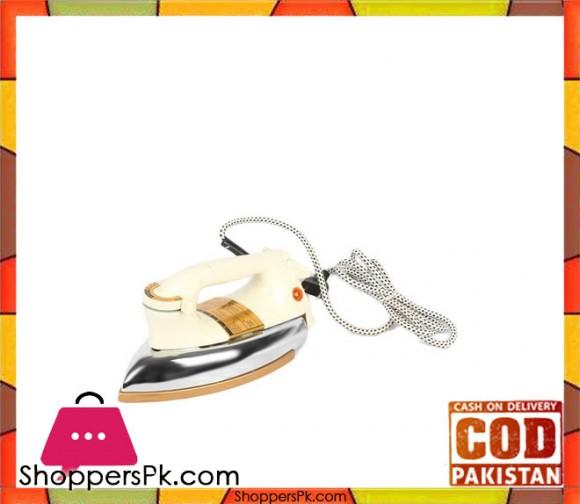 Gaba National GN-797 - Iron - White (Brand Warranty) - Karachi Only