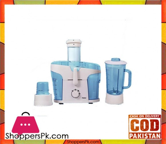 Haier 3 in 1 Juicer Blender HJE-1024 - Karachi Only