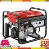 Honda HONDA ER2500CX (GAS & PETROL) - Generator - 2.2 KVA - Red (HONDA ATLAS (PVT) LTD WARRANTY - Karachi Only