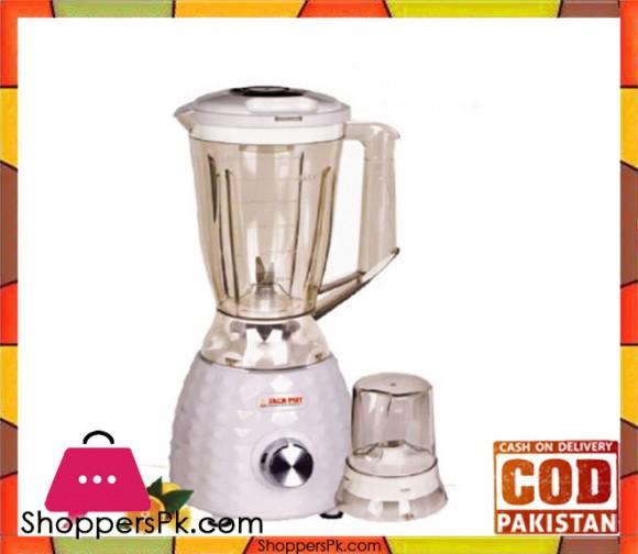 Jack Pot JP-7380 - Chopper Blender - White (Brand Warranty) - Karachi Only