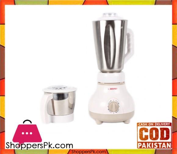 Jack Pot JP-7930S - Blender & Steel Grinder (Brand Warranty) - Karachi Only