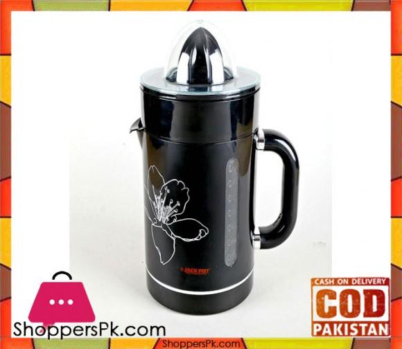 Jack Pot Citrus Juicer JP-607 - Black - Karachi Only