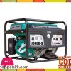 JASCO Self Start Petrol Generator 3.1 KW - J3800 - Green - Karachi Only