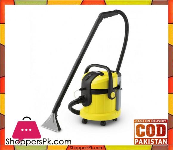 Karcher SE-4001 - Hard Floor and Carpet Cleaner - Yellow - Karachi Only
