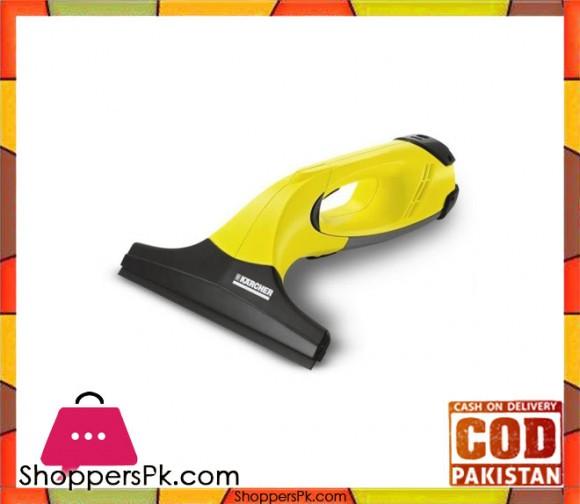Karcher WV-50 - Window Vacuum - Yellow - Karachi Only