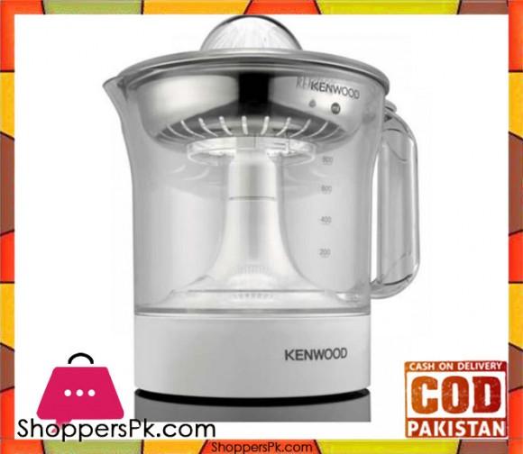 Kenwood JE-290 - Citrus Juicer - White - Karachi Only