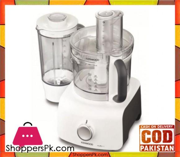 Kenwood FDP-623 - Food Processor - White without warranty - Karachi Only
