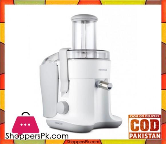 Kenwood Centrifugal Juicer JE-680 - 700W - White without warrenty - Karachi Only