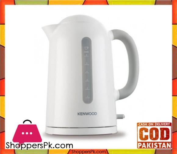Kenwood Kettle JKP-230 - 1.6L - White without warranty - Karachi Only