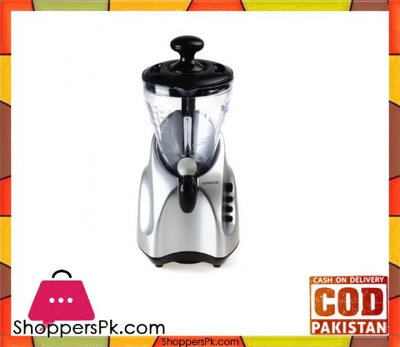 Kenwood Smoothie Maker SB-255 - 1.5L - Silver & Black Without Warranty - Karachi Only