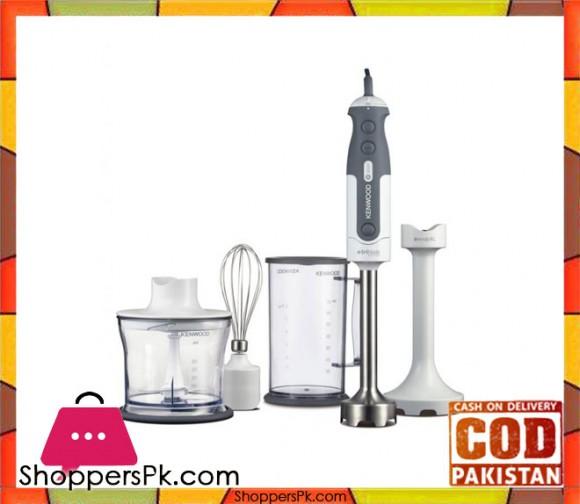 Kenwood HDP402 - Triblade Hand Blender - White - Karachi Only