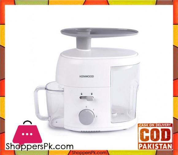 Kenwood Juicer JEP-010 - 1.4L - White with warranty - Karachi Only