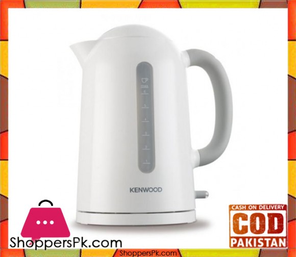 Kenwood Kettle JKP-230 - 1.6L - White with warranty - Karachi Only