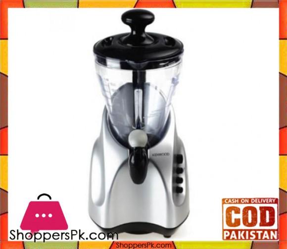 Kenwood SB-255 - Smoothie Maker - 1.5L - Silver & Black With Warranty - Karachi Only
