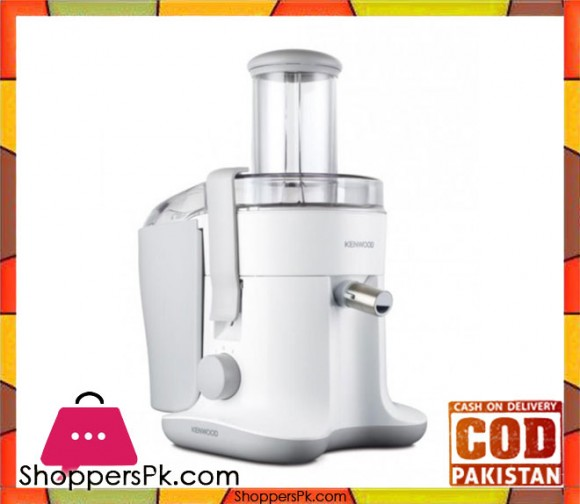 Kenwood Centrifugal Juicer JE-680 - 700W - White with warrenty - Karachi Only