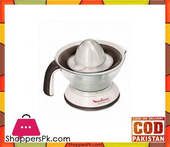 Moulinex Citrus Vita Press - 0.6L - White - Karachi Only