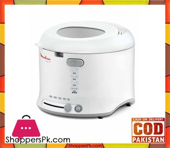 Moulinex Fryer - Af123 (Brand Warranty) - Karachi Only