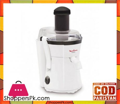 Moulinex Slow Juicer Zu255b10 : Moulinex Juicer Frutelia - 400 W - White