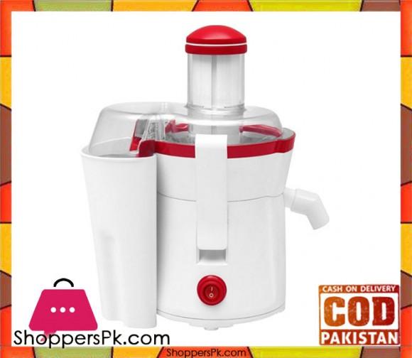 Moulinex JU350G10 - Frutelia - White & Red - Karachi Only