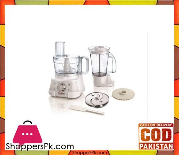 Moulinex FP513110 - Blender, Grinder, Mixer - White - Karachi Only