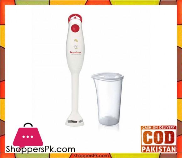 Moulinex Hand Blender - Dd100 (Brand Warranty) - Karachi Only
