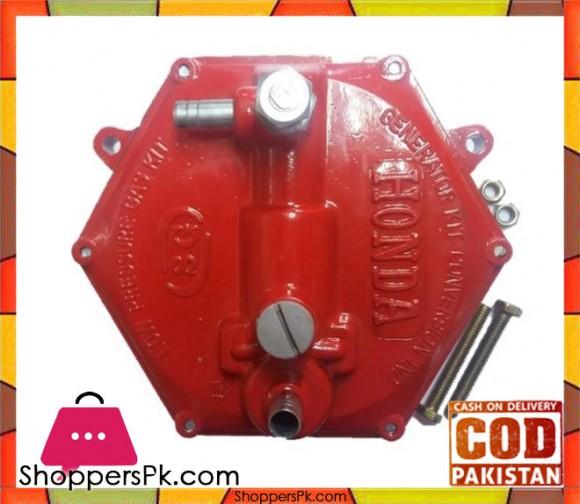 Generator Natural Gas Conversion Kit - Red - Karachi Only