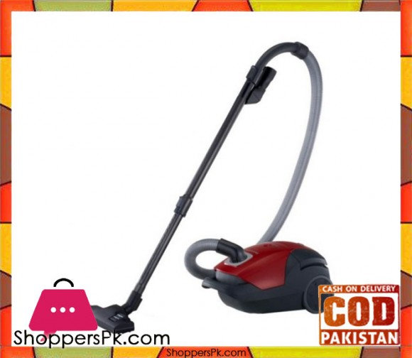Panasonic Bagged Vacuum Cleaner - Red - Karachi Only