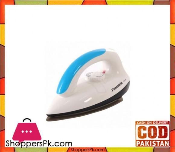 Panasonic NI-317T - Dry Iron - White & Blue - Karachi Only