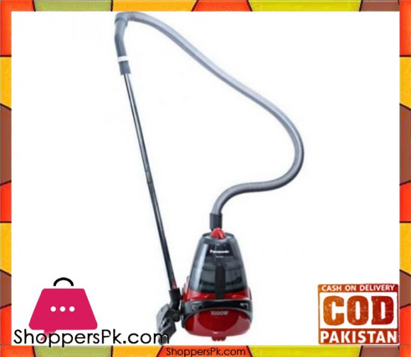 Panasonic Vacuum Cleaner MC-CL481 - Red - Karachi Only