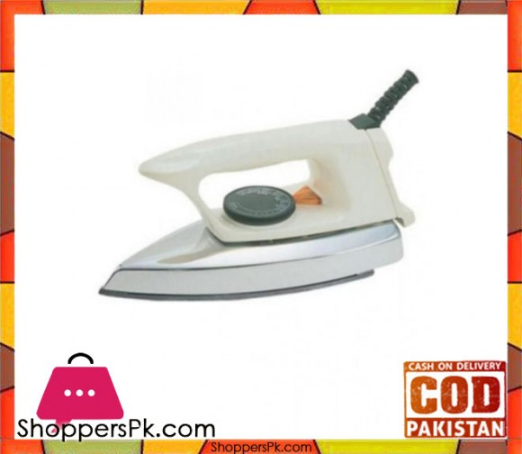Panasonic Dry Iron - NI-313EWT - White - Karachi Only