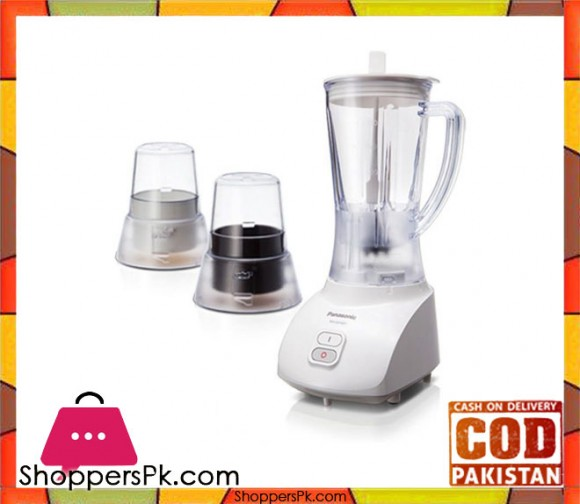Panasonic MX-GX1021 - Blender & Grinder - White - Karachi Only