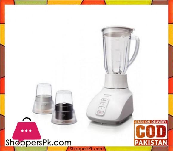 Panasonic MX-GX 1521 - 3 in 1 Blender 1.5 ltr - White - Karachi Only