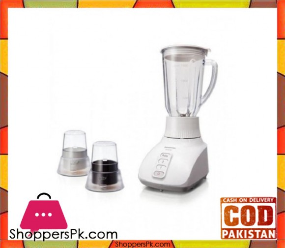 Panasonic MX-GX1571 - Blender - White - Karachi Only