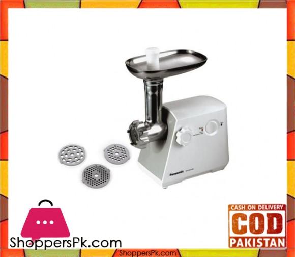 Panasonic MK-MG1360 - Meat Mincer - White - Karachi Only