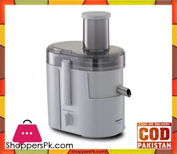 Panasonic Juice Extractor MJ-SJ01 - White - Karachi Only