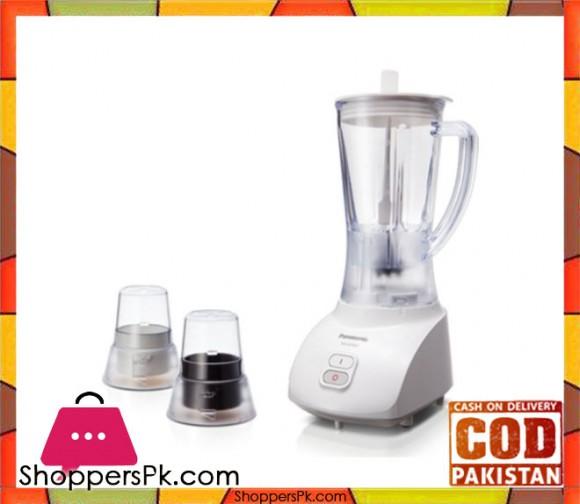 Panasonic Blender - MX-GX1021WTN - White - Karachi Only